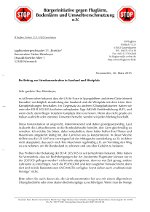 Brief an Stefan Kleinheyer, Fliegerhorst Nörvenich