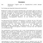 Resolution die LINKE Saarpfalz
