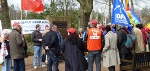 C-130 Hercules von der US Air Base Ramstein